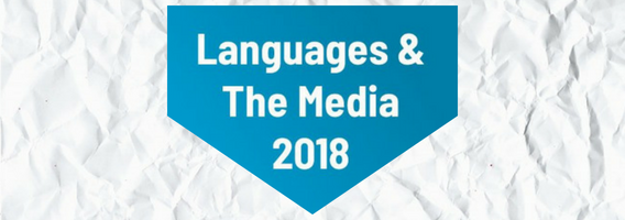 The Languages and the Media 2018